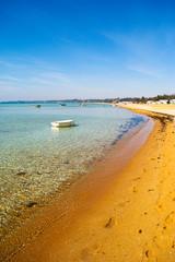 Peninsula beach