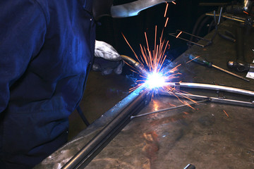 production welding