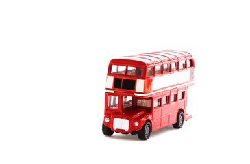 model of old english bus