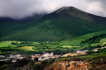 azores village