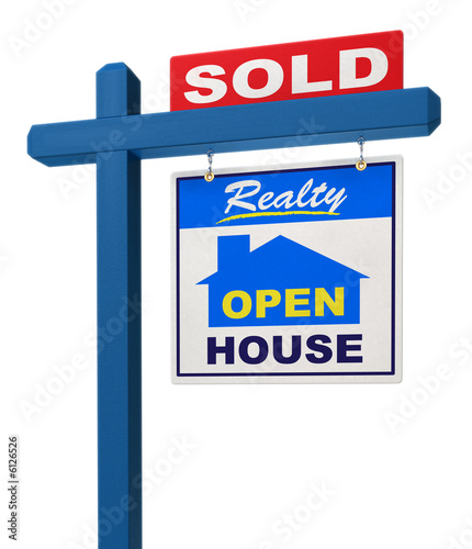 A realestate sign - 6126526