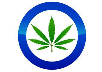 Autorisation du cannabis (reflet)