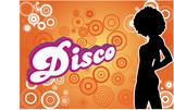 Fototapety Disco Afro psyche