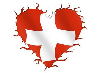 cuore svizzera
