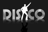 disco tänzer poster
