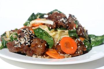 Beef Stir Fry - Chinese Food