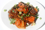 Chinese Food - Spicy Beef and Vegetables poster