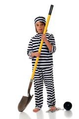 Laboring Child Prisoner