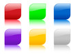color icon with reflection