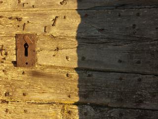 Vecchia serratura