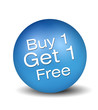 Buy 1 Gey 1 Free - blue