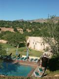 hôtel avec piscine poster