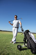 Golfer, Golfplatz