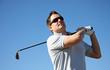 Golfer,Golfspieler