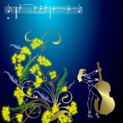 la donna e la musica