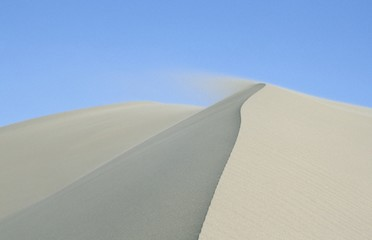 singing sand dunes of Altyn Emel National Park