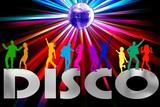 Fototapety disco ball