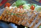 cuisine et gastronomie - pain de poisson poster