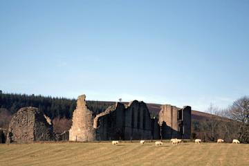 Kildrummy Castle Ruins, Aberdeenshire, Scotland