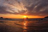 Fototapety Sunset in Manuel Antonio National Park (Costa Rica)
