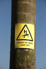 Danger of Death - Zap!