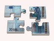 puzzle argent