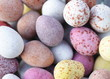 candy covered chocolate eggs - 6206110