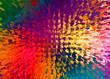 Quadro Color explosion