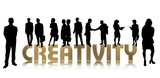creativity 1 poster