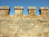 mur de fortification poster