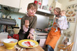 Genuss in der Küche