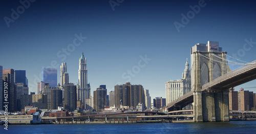 Obraz na Plexi New York City Skyline