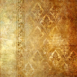 vintage background with patterns