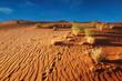 Sand of Namib Desert, Sossusvlei, Namibia