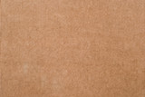 Closeup on texture made of corrugated paper poster