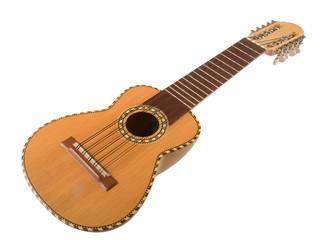 Peruvian Charango guitar