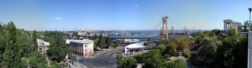Odessa bridge