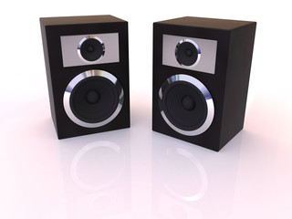 Loudspeakers with equalizer