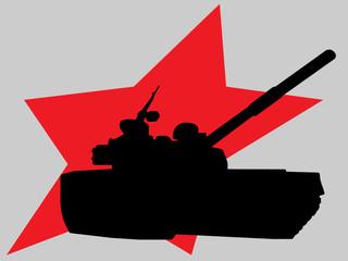 Tank - 1. Silhouette