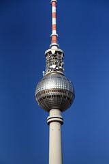 Kugel der Berliner Fernsehturms