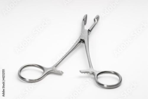 Pinzas quirurgicas