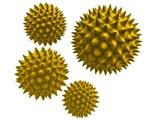 3d pollen poster