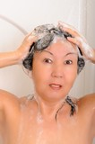 Shampoo Hair Shower poster