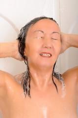 Shampoo Hair Shower