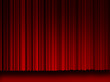 High resulation Movie Curtains background