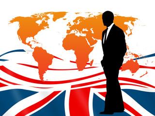 uomo d'affari inglese