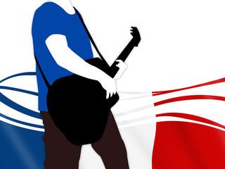 chitarrista francese