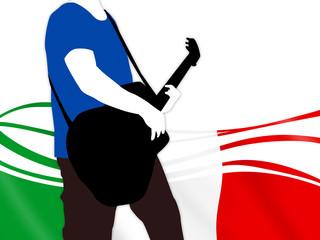 chitarrista italiano