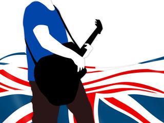 chitarrista inglese