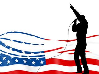 cantante americano